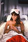 Poster Claudia Cardinale Sexy In Bed 60 x 91 cm