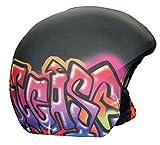 Coolcasc Skihelm Cover - Graffity