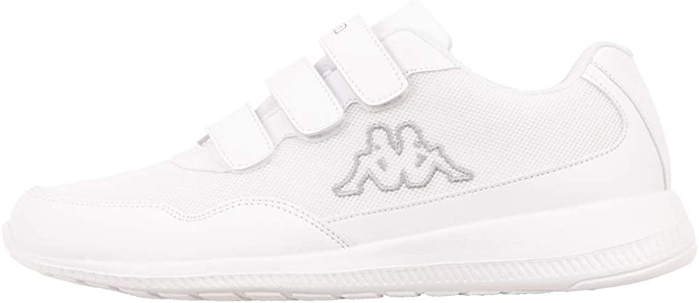 Kappa New color Men's Low-Top Sneakers 11 Brand new White 1016 Grey