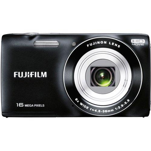 Fujifilm FinePix JZ250 Digital Camera - Black