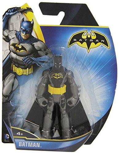 Mattel – Batman – Y6625 – Batsuit Noir – 1 Figurine 10 cm