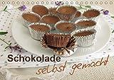 Schokolade – selbst gemacht (Tischkalender 2021 DIN A5 quer)