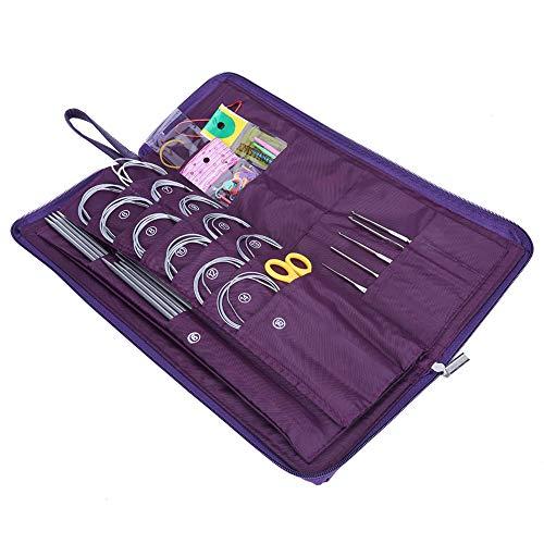 KnitPro Zing DPN Ferro da maglia Custodia lunghezza 15cm o 20cm-Custodia Solo