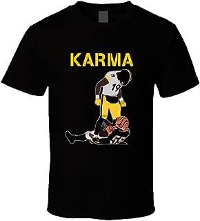 karma shirt steelers