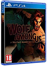 The Wolf Among Us PlayStation 4 by Telltale Games