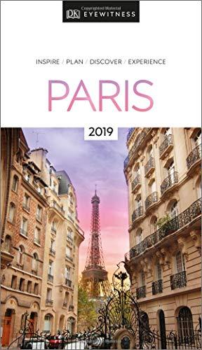 DK Eyewitness Travel Guide Paris: 2019