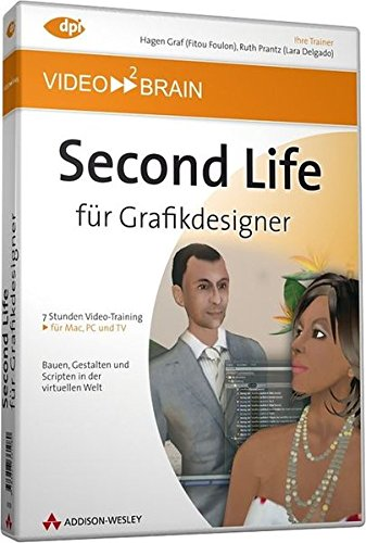 Second Life für Grafikdesigner - Videotraining