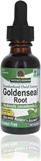 Nature's Answer Goldenseal Root | Herbal Supplement | Supports A Healthy Immune System | Gluten-Free & Alcohol-Free 1oz (2...