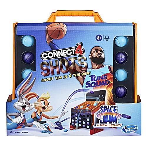 Hasbro Gaming Connect 4 Shots: Spac…