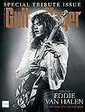 Guitar Player Magazine Holiday 2020 | Eddie Van Halen Tribute Issue