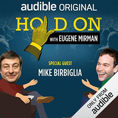 Mike Birbiglia Tees Up an Awkward Performance audiobook cover art