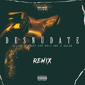 Desnúdate (Remix)