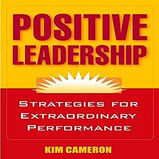 Positive Leadership audiobook cover art