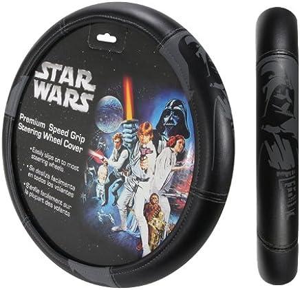 Plasticolor 006736R01 Star Wars Darth Vader Funda para Volante