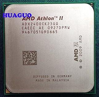 AMD Athlon II X2 240 2.8 GHz 2 MB キャッシュ デュアルコア CPU プロセッサー ソケット AM3