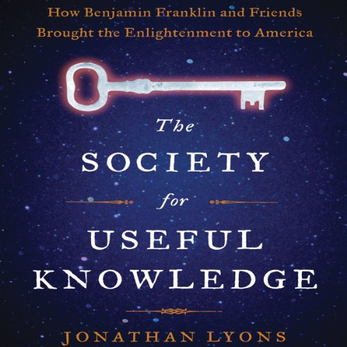 The Society for Useful Knowledge audiobook cover art
