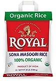Royal Organic Sona Masoori Rice, 20 Pound