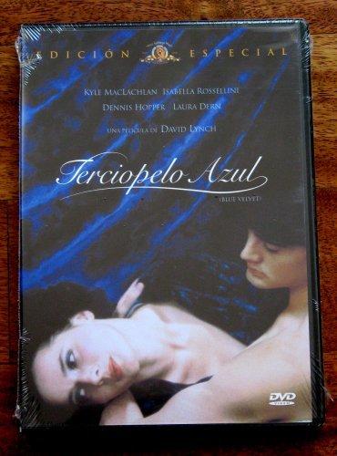 Terciopelo Azul (Blue Velvet) [NTSC/REGION 4 DVD. Import-Latin America] by David Lynch...