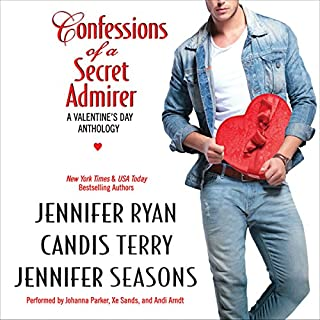 Confessions of a Secret Admirer                   By:                                                                                                                                 Jennifer Ryan,                                                                                        Candis Terry,                                                                                        Jennifer Seasons                               Narrated by:                                                                                                                                 Johanna Parker,                                                                                        Xe Sands,                                                                                        Andi Arndt                      Length: 6 hrs and 10 mins     4 ratings     Overall 4.8