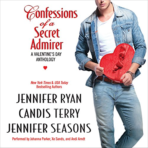 Confessions of a Secret Admirer audiobook cover art