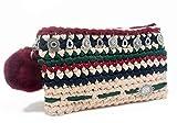 Gallaecia Studio Boho clutch bolso de mano para mujer