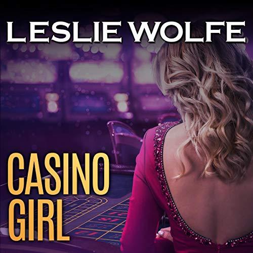 Casino Girl audiobook cover art