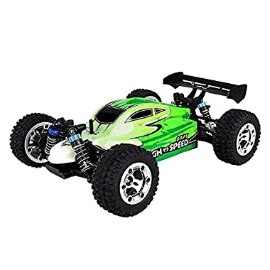 WEIFAN Remote Control Car Violent Rapid 1:18 Large High-Speed Off-Road Vehicle Adult Toy Car 4Wd Rc Car 2.4Ghz Rc Buggy…
