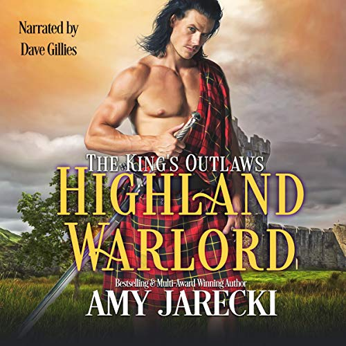 Highland Warlord Audiobook By Amy Jarecki cover art