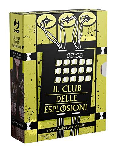Il club delle esplosioni. Collection box: Il club delle Esplosioni. Box: 1-3