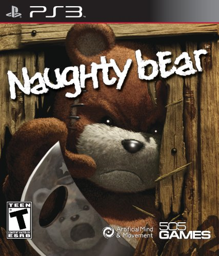 Naughty Bear / Game