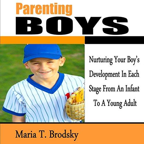 Parenting Boys cover art