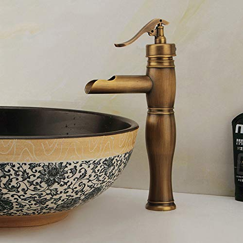 Lowest Prices! TTOOTAP FaucetVintage Pure Copper Vintage Water Well Faucet Hotel Hotel Bath High-End...