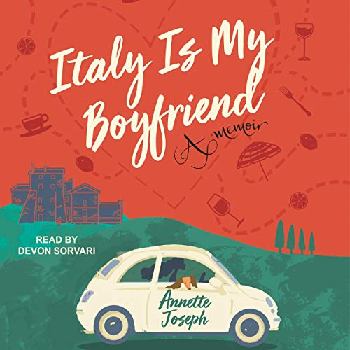 Italy Is My Boyfriend cover art
