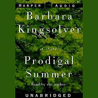 Prodigal Summer audiobook cover art