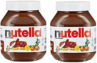 Nutella Hazelnut Spread with Cocoa, 750g (Pack of 2)