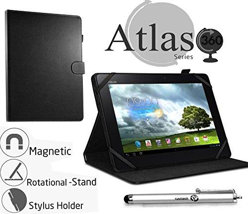 Navitech 8 Zoll rotierbares Stand Hülle Cover Etui Hülle für das Xoro PAD 790 20 cm (7,9 Zoll) Tablet-PC