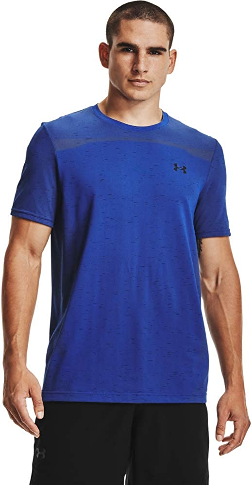 Under Armour Men's Special price Seamless T-Shirt 2021 model Short-Sleeve