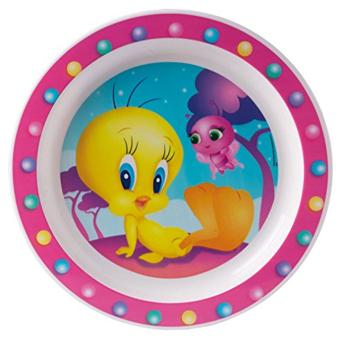 FUN HOUSE Warner Assiette Micro-ondable diamètre 22 cm