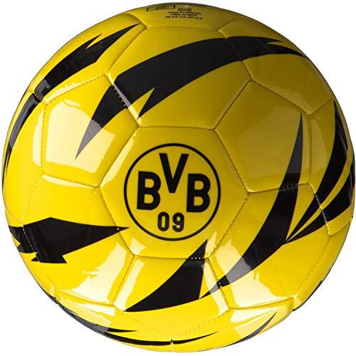 Puma Borussia Dortmund Fussball BVB ftblCore Fan Ball 083382 Cyber Yellow-Puma Black 5