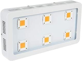 1800W COB LED Grow Light Full Spectrum for Indoor Plants Veg and Flower Sunshine COB LED Grow Lamp with Daisy Chain