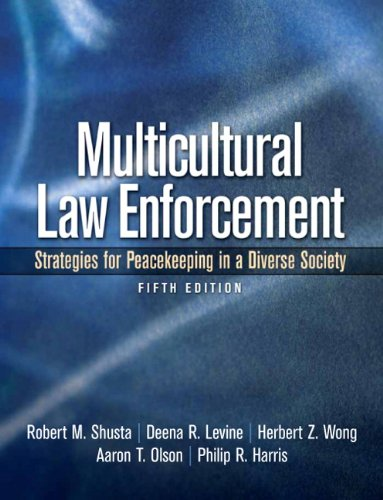 Multicultural Law Enforcement: Strategies for...