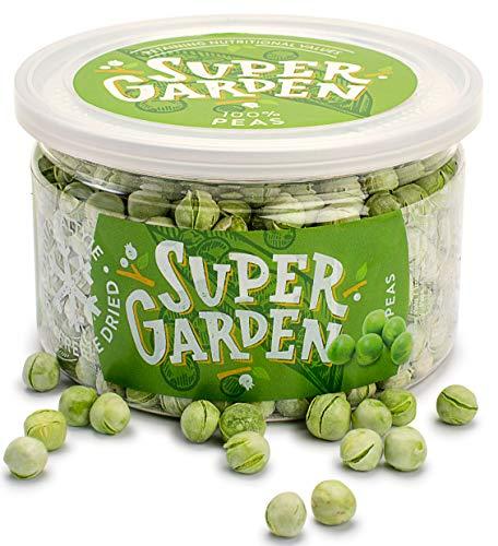 Supergarden Gefriergetrocknetes Gemüse (Erbsen)