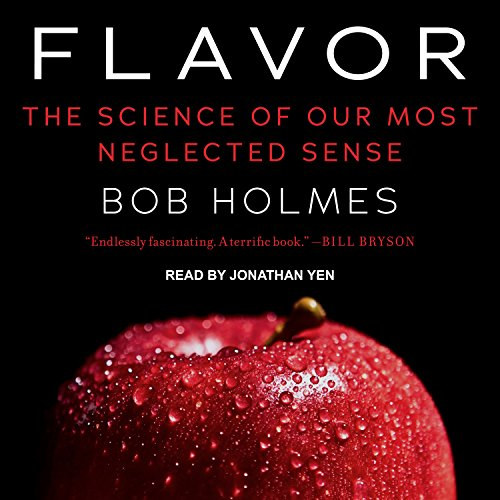 Flavor audiobook cover art