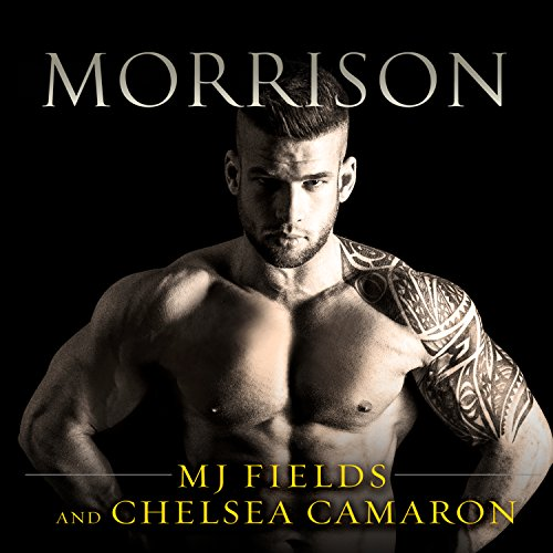 Morrison audiobook cover art