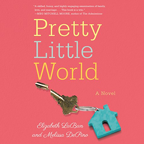 Pretty Little World audiobook cover art