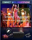 Zoom IMG-2 asnish proiettore mini videoproiettore portatile