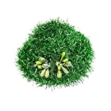1 Stück Mini Grün Lametta Ofenrohr Hut St. Patricks Day Lametta Zylinder mit Blume und Bowknot für Männer/Frauen/Erwachsene/Kinder St. Patrick's Day Parade Kostüm