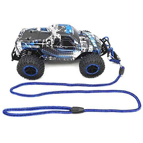 1//10 Rc Car Truck Metal Steel Tow Rope Fit LOSI 5 IA-T DBXL X-Maxx as described Blue Perfeclan 1//5