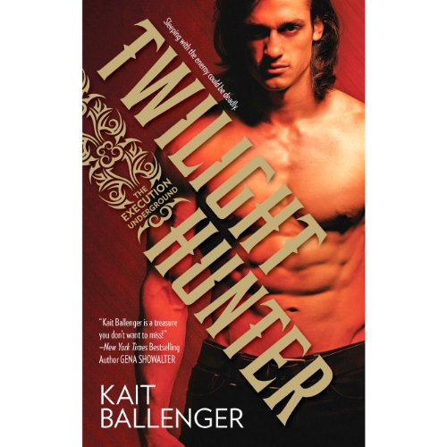 Twilight Hunter audiobook cover art