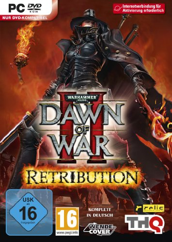 Warhammer 40.000: Dawn Of War II - Retribution [Importación alemana]